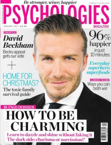 Psychologies Magazine Jan 2017 Cover - Difficult Family Relationships