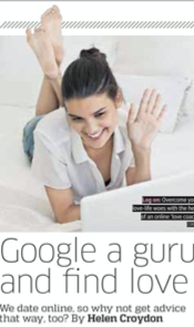 Belovecurious - Metro article - Google a virtual relationship coach