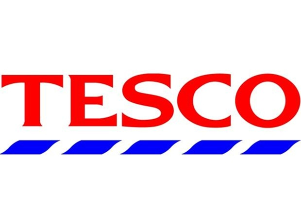 Tesco logo - BeLoveCurious